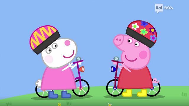 Rai Yoyo Peppa Pig - S7E5 - Giochiamo a far finta