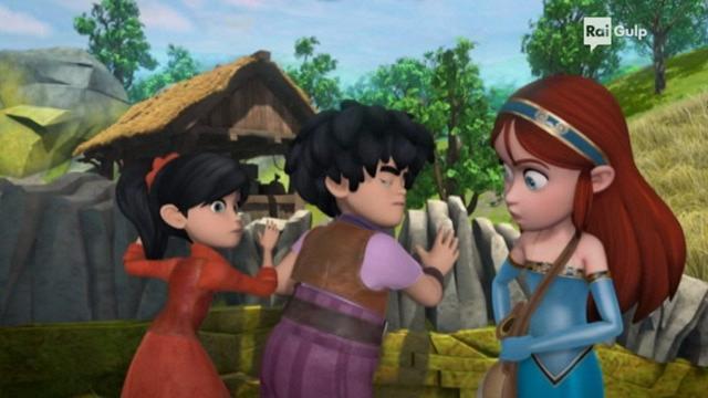Rai Gulp Robin Hood - S1E45 - Un gioco da ragazzi