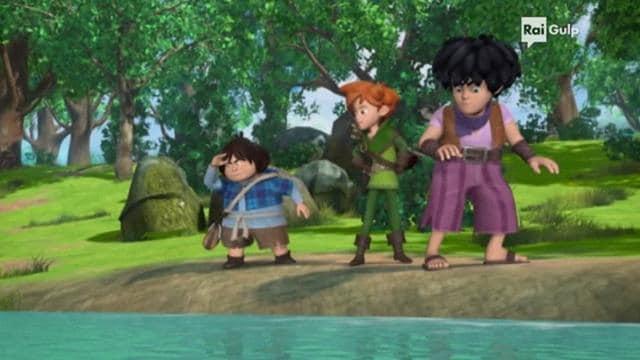 Rai Gulp Robin Hood - S1E46 - Il principe stregone