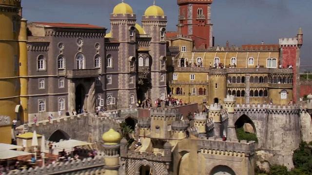 Rai 5 Castelli d'Europa: Estremadura in Portogallo - E3