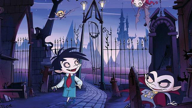 Rai Gulp Scuola Di Vampiri (ii) - Ep. 13