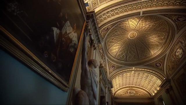 Rai 5 Museo Italia: Uffizi - E4