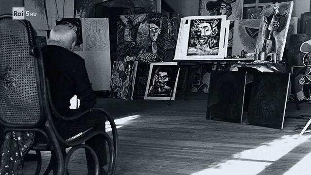 Rai 5 Picasso, una vita - E2