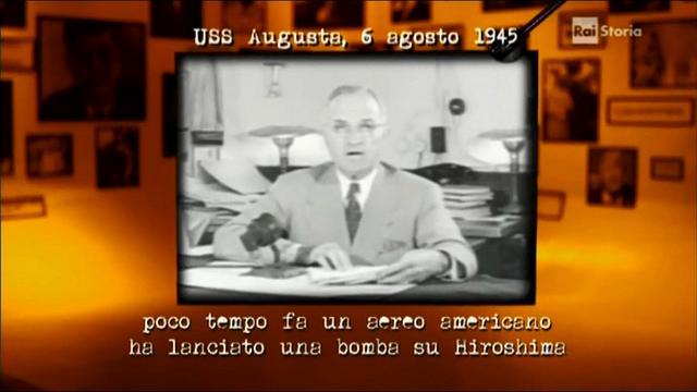 Rai Storia Grandi discorsi della storia: i discorsi di guerra