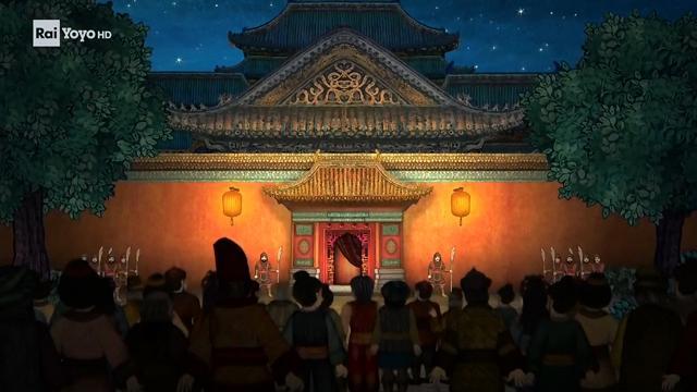 Rai Yoyo Marco Polo - S1E16 - Il teatro di corte