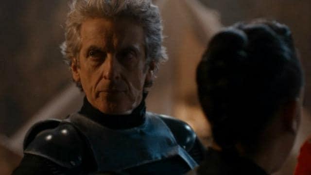 Rai 4 Doctor Who S10E9 - L'imperatrice di Marte