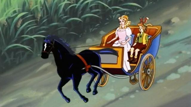 Rai Gulp La principessa Sissi - S1E47 - Il sogno di Tommy