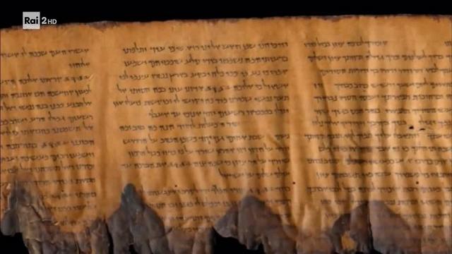 Calendario Liturgico Qumran.Sorgente Di Vita I Segreti Di Qumran 04 03 2018 Video Raiplay