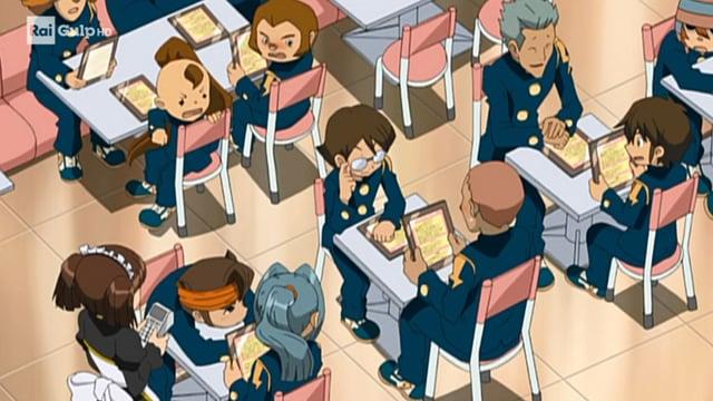 Rai Gulp Inazuma Eleven - S1E9 - Il segreto degli Otaku