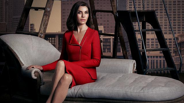 Rai 4 The Good Wife S3E13