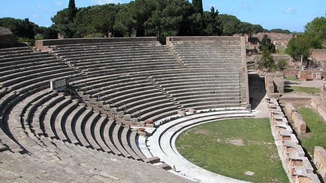 Rai 1 I Teatri della Roma antica