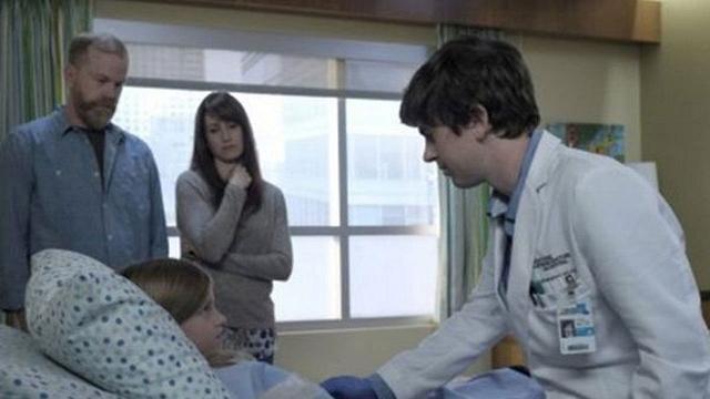 Rai 2 The Good Doctor - S1E2 - Un lavoro sporco