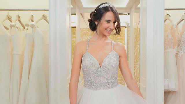 Rai 2 La stilista delle spose