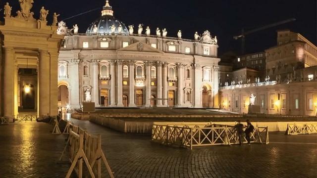 Rai 5 Italia, poeti e navigatori - Roma, la città dell'anima - E1