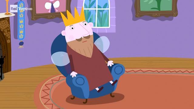 Rai Yoyo Il piccolo regno di Ben e Holly - S1E8 - Gli impegni del Re