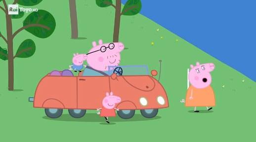 Rai Yoyo Peppa Pig - S6E7 - La barchetta