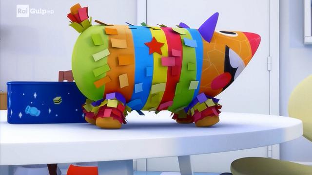 Rai Gulp Paf il cane - S1E68  - Buon Compleanno Vittorio!