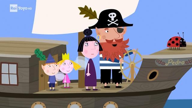 Rai Yoyo Il piccolo regno di Ben e Holly - S2E8 - Pronto intervento Elfi