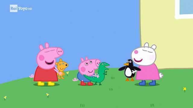 Rai Yoyo Peppa Pig - S7E22 - L'ospedale delle bambole