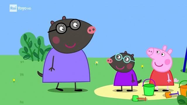 Rai Yoyo Peppa Pig - S7E29 - Molly talpa