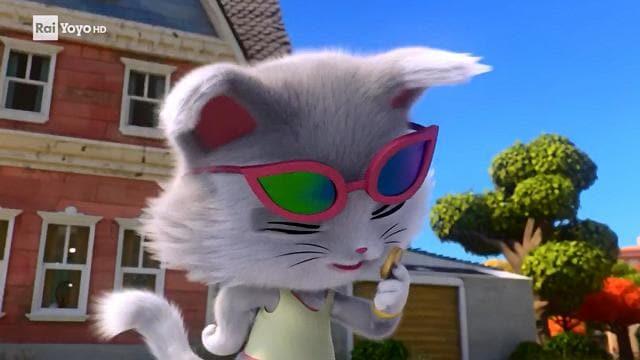 Rai Yoyo 44 gatti - S1E8 - Neko, il gatto fortunato