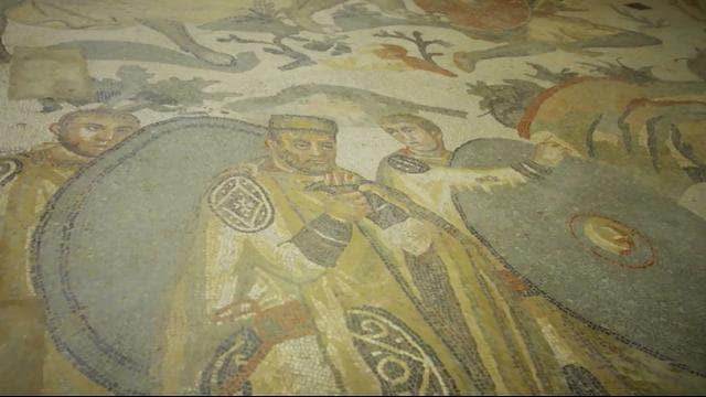 Rai Storia Siti italiani del Patrimonio Mondiale Unesco - Villa Romana del Casale