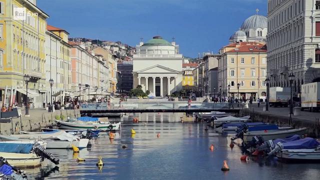 Rai 5 Under Italy: I sotterranei di Trieste - S2E1