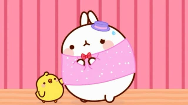 Rai Yoyo Molang - S3E3 - Top Model