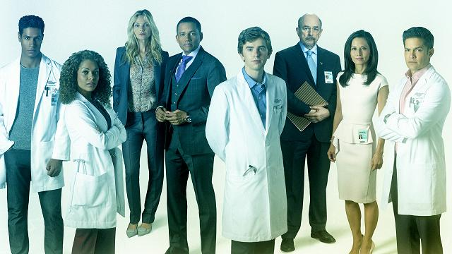 Rai 2 The Good Doctor S2E14 - Volti