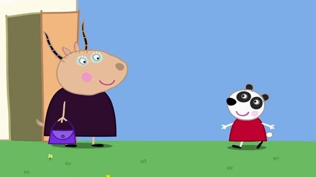 Rai Yoyo Peppa Pig - S8E1 -  I gemelli Panda