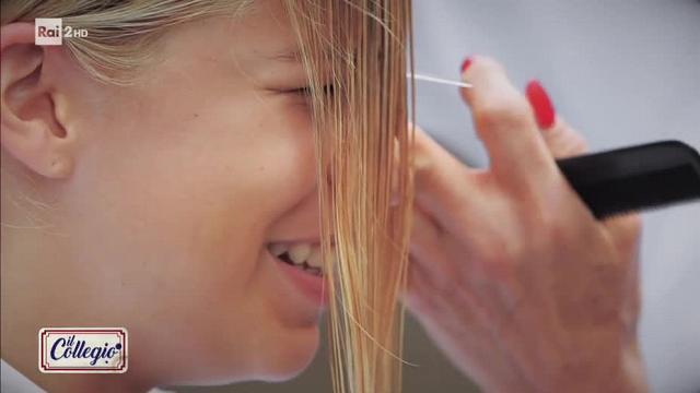Il Collegio - Collegio 3 - Lo shock della frangetta - 19 02 2019 - video -  RaiPlay 9152c2481f98