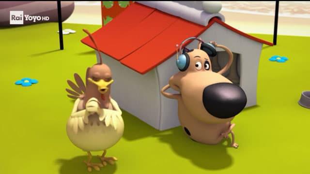 Rai Yoyo Loopdidoo - S4E24 - L'uovo e la gallina