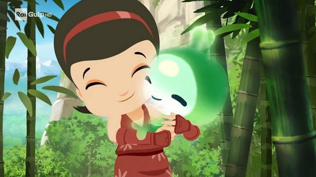 Rai Gulp Mini Ninjas - S2E38 - Il mio amico Yorai