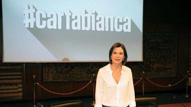 Rai 3 #cartabianca