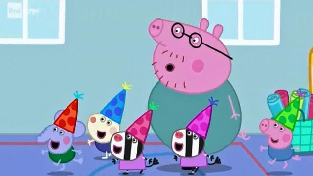 Rai Yoyo Peppa Pig - S8E8 - La festa del papà