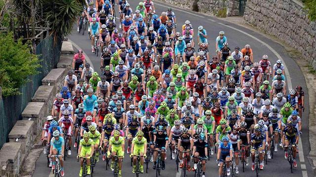 Rai 2 Giro d'Italia 2019 - Tappa 8: Tortoreto Lido-Pesaro