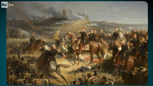 Rai Storia Passato e Presente - La battaglia di Solferino
