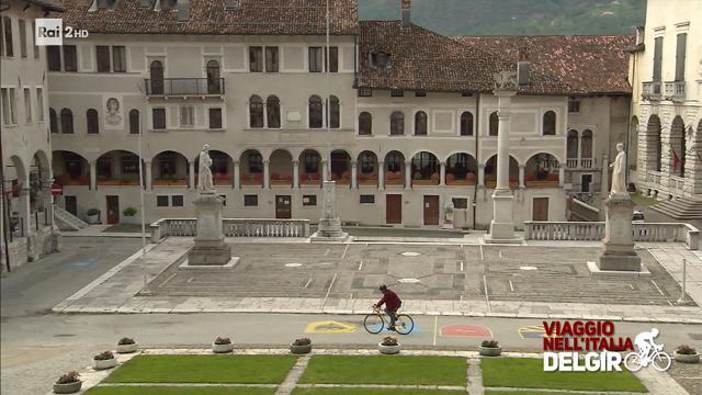 huge selection of 7714e 95282 Viaggio nell'Italia del Giro - Feltre-Croce d'Aune (Monte Avena) - video -  RaiPlay