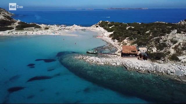 Rai 1 Linea Blu - Sardegna - Villasimius