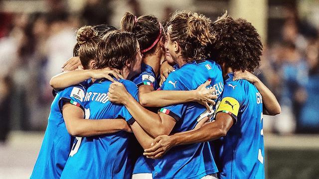 Rai Sport+ HD Campionato Mondiale Femminile Francia 2019 - Gruppo C: Australia - Brasile (2a giornata)