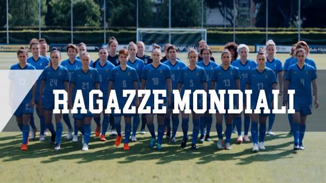 Rai Sport Ragazze Mondiali: Documentario