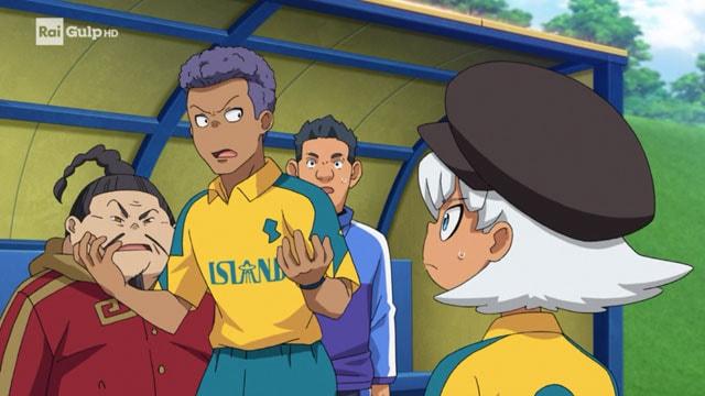 Rai Gulp Inazuma Eleven Ares - S1E18 - Le due anime dell'Alia