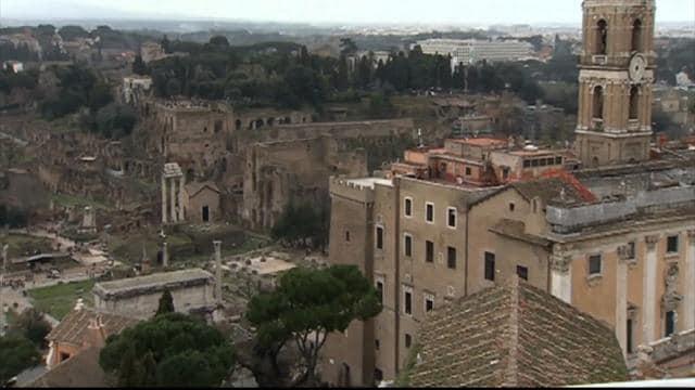 Rai 1 Linea Verde Life - Roma