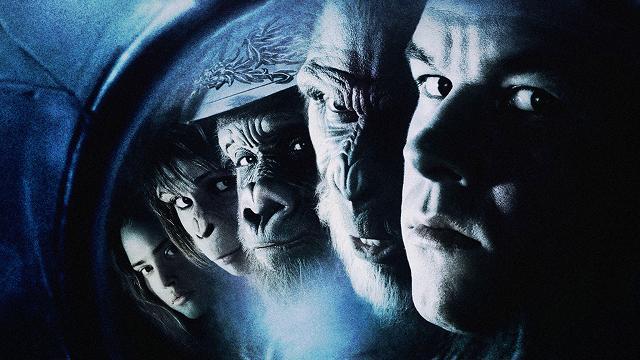 Rai 4 Planet of the Apes - Il pianeta delle scimmie