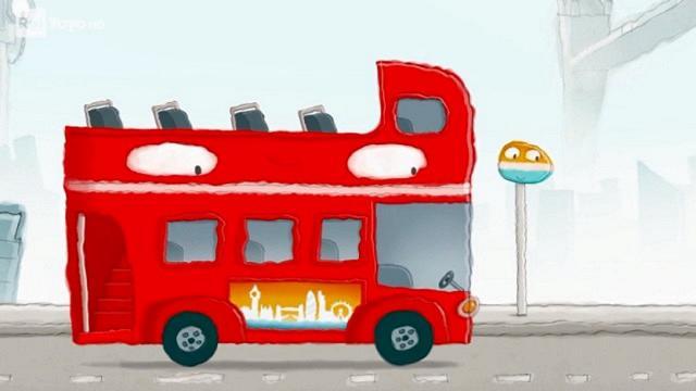 Rai Yoyo Il giorno in cui Henry incontrò - S3E2 - Il giorno in cui Henry incontrò ...un bus