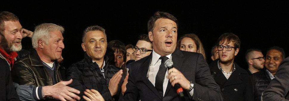 """Primarie, Renzi si riprende il Pd """"Ora inizia una storia nuova"""""""