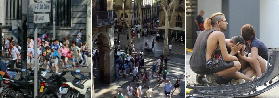 Barcellona, il terrore sulla Rambla Nella notte nuovo attacco a Cambrils