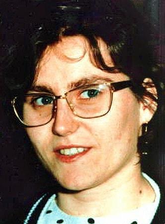 Cristina Golinucci alcuni mesi prima della sua scomparsa