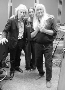 Lou Marini & Silvia Boschero & Maurizio Bestetti