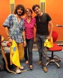 Andrea Rivera & Silvia Boschero & Bobo Rondelli
